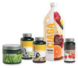 Kenzen™ Wellness-Organic Based Nutrition